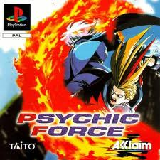 Psychic Force per PlayStation