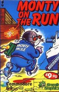 Monty on the Run per Commodore 64