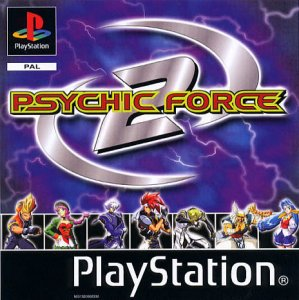 Psychic Force 2 per PlayStation