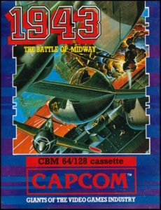 1943: The Battle of Midway per Commodore 64