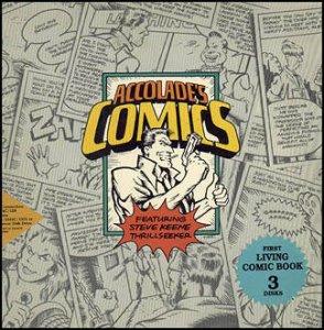 Accolade Comics per Commodore 64