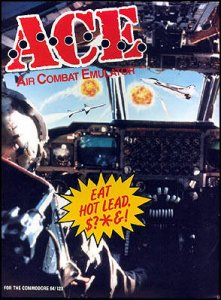 ACE: Air Combat Emulator per Commodore 64