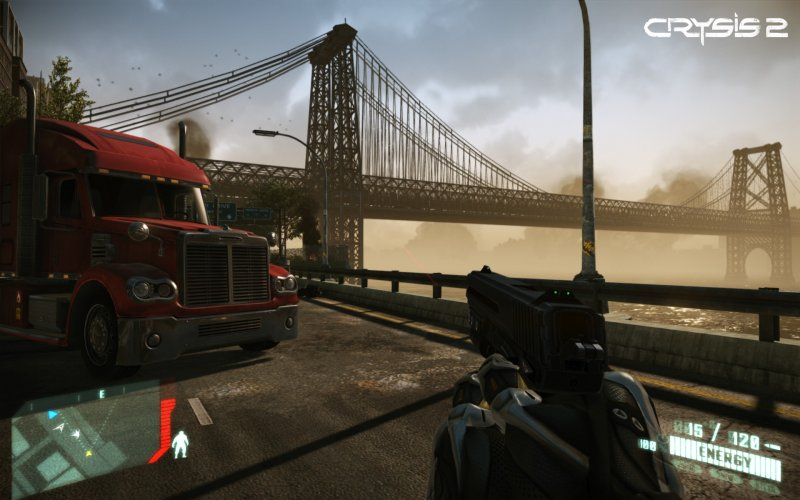 Nuova patch in arrivo per Crysis 2