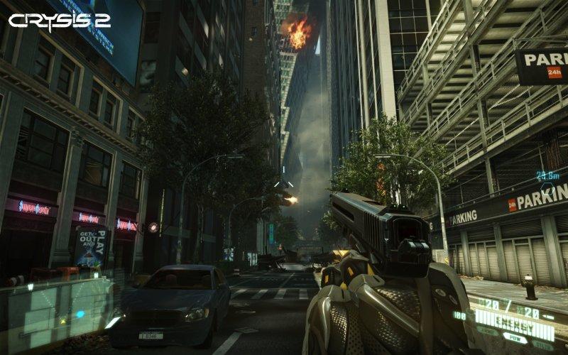 Crysis 2: l'editor disponibile in estate, l'SDK completo ad Agosto