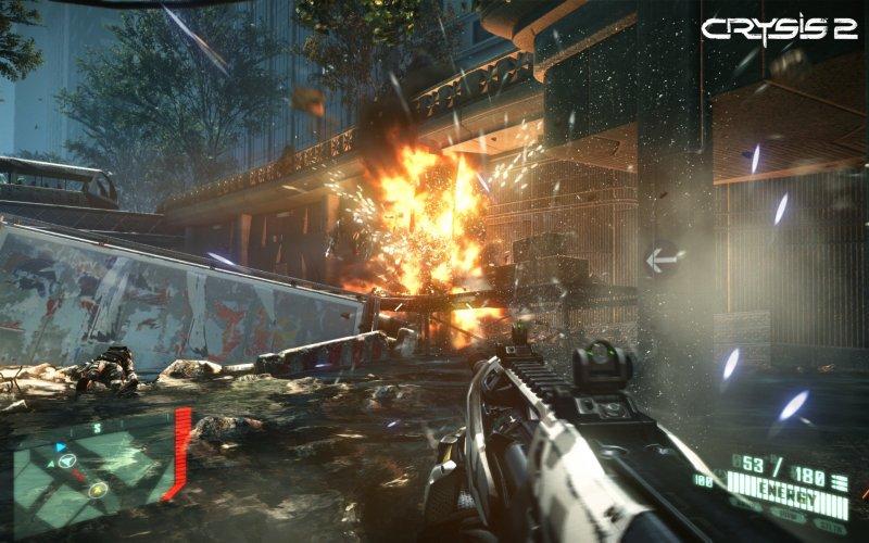 Crysis 2: esordio al top in UK