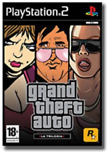 GTA Double Pack per PlayStation 2