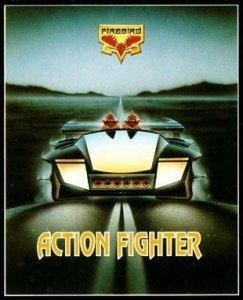Action Fighter per Commodore 64