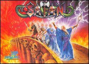 Satan per Commodore 64