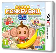 Super Monkey Ball 3D per Nintendo 3DS