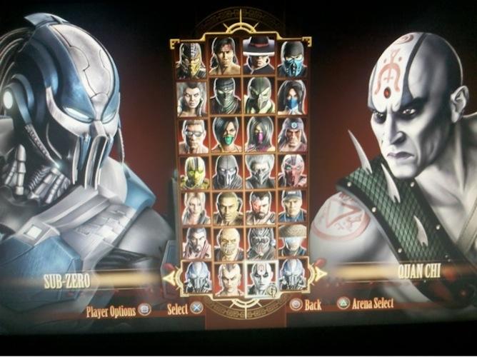 Svelato il roster completo di Mortal Kombat?