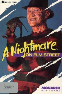 A Nightmare on Elm Street per Commodore 64