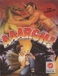Aaargh! per Commodore 64