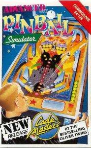 Advanced Pinball Simulator per Commodore 64