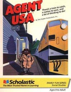 Agent USA per Commodore 64