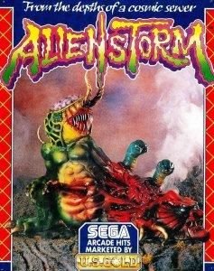 Alien Storm per Commodore 64