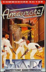 Amaurote per Commodore 64