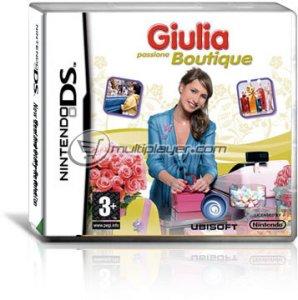 Giulia Passione Boutique per Nintendo DS
