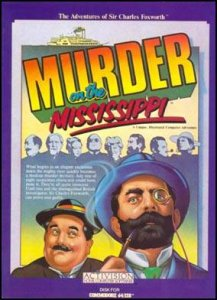 Murder on the Mississippi per Commodore 64