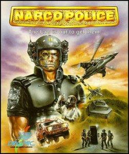 Narco Police per Commodore 64