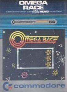 Omega Race per Commodore 64