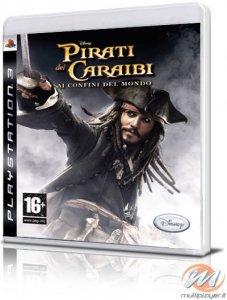 Pirati dei Caraibi: Ai Confini del Mondo per PlayStation 3