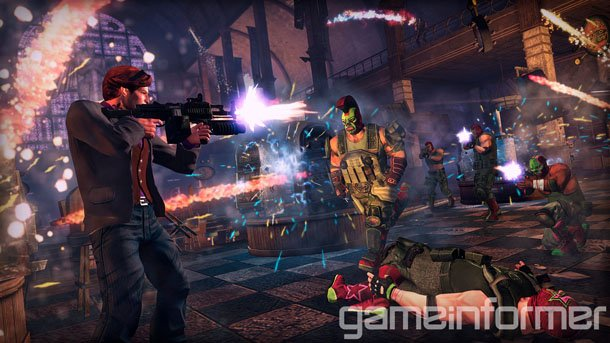 L'editor di Saints Row The Third a chi pre-ordina Red Faction