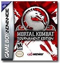 Mortal Kombat - Tournament Edition per Game Boy Advance