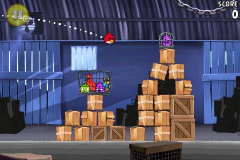 10 milioni di download per Angry Birds Rio