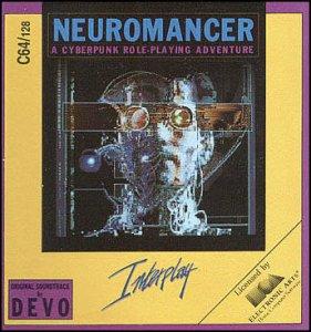 Neuromancer per Commodore 64