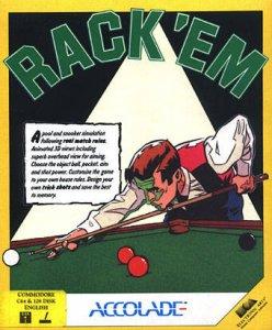 Rack 'Em per Commodore 64