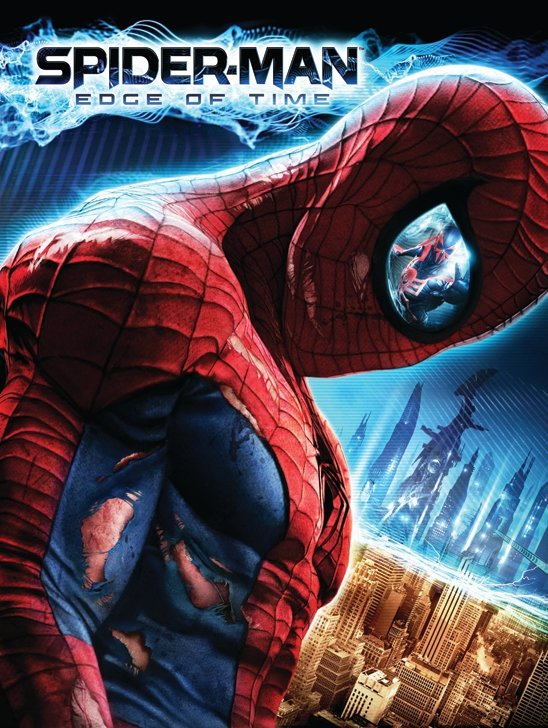 Activision annuncia Spider-Man: Edge of Time
