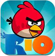 Angry Birds Rio per iPhone
