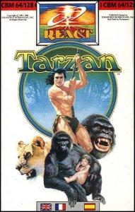 Tarzan per Commodore 64