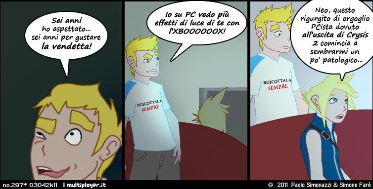 La vendetta di Crysis 2