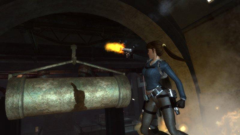 Lara ritorna per ben tre volte!