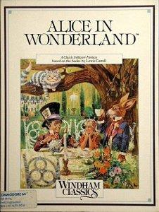 Alice in Wonderland per Commodore 64