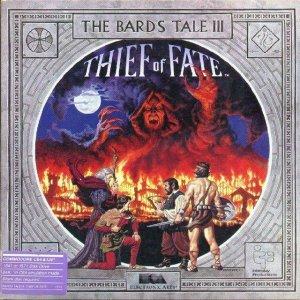 The Bard's Tale III: Thief of Fate per Commodore 64