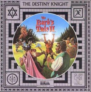 The Bard's Tale II: The Destiny Knight per Commodore 64