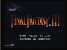 Final Fantasy III per Nintendo Wii