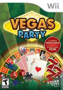 Las Vegas Party per Nintendo Wii