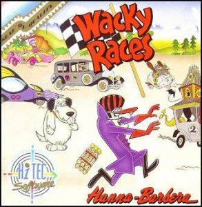 Wacky Races per Commodore 64
