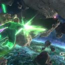 Lanterna Verde si mostra in video