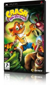 Crash Bandicoot: Il Dominio sui Mutanti per PlayStation Portable