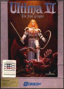 Ultima VI: The False Prophet per Commodore 64