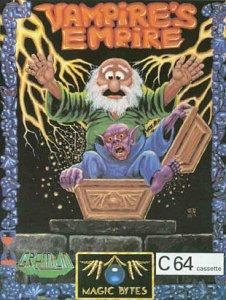 Vampire's Empire per Commodore 64