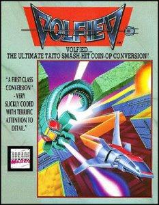 Volfied per Commodore 64