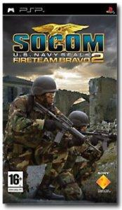 SOCOM: U.S. Navy SEALs Fireteam Bravo 2 per PlayStation Portable