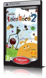 LocoRoco 2 per PlayStation Portable