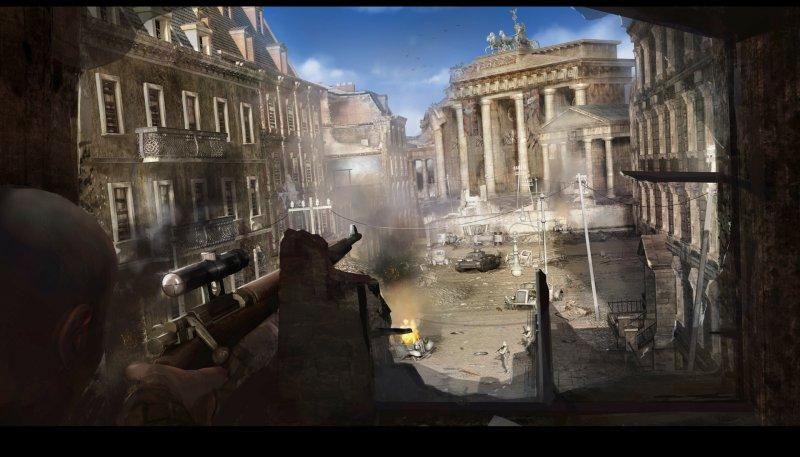 Annunciato Sniper Elite V2