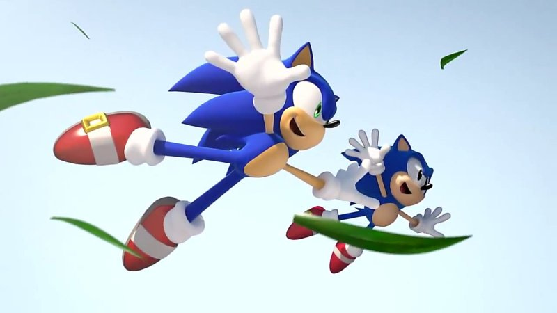 Sonic Generations sarà disponibile anche per Nintendo 3DS